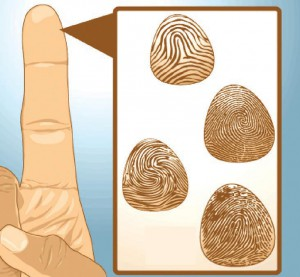 Two peoples same Finger Prints