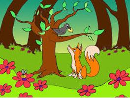 Fox and Mangoes