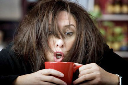 कॉफी की लत