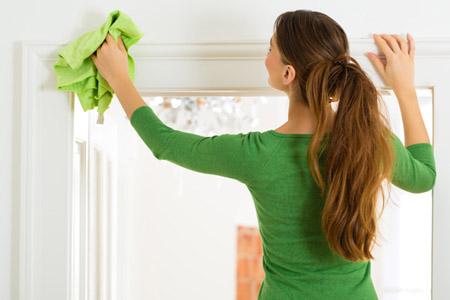 घर के काम खुद करना