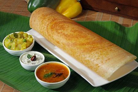 कर्नाटक का स्वादिष्ट डोसा