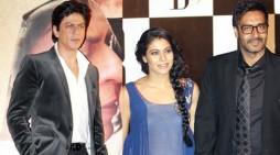 शाहरुख-काजोल को पर्दे पर फिर से देखकर अजय देवगन बेहद खुश हैं