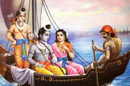 श्रृंगवेरपुर : जहॉं राम ने केवट से नाव मांगी थी