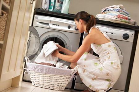 वॉशिंग मशीन का उपयोग